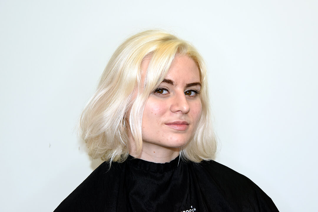 Holographic Hair Color - Step 13