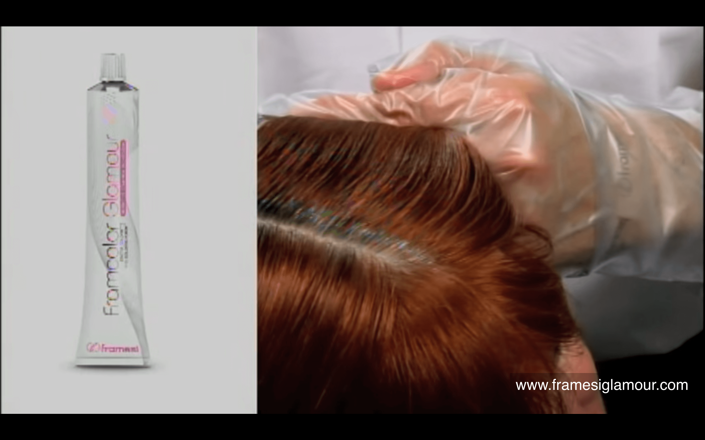 Framcolor glamour framesi framesi framcolor glamour covering grey hair nvjuhfo Image collections